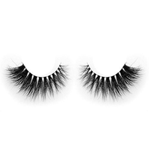 a7170c22314 Lunamoon Invisible Transparent Band 3D Mink Fur Fake Eyelashes Womens  Makeup False Lashes Handmade Mink Lash 1 Pair Pack TD07 *** You can find  more details ...