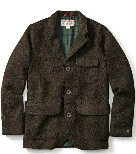 0dac04b163901c Tweed Filson Hacking Jacket