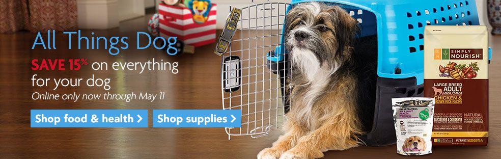 Georgine Saves Blog Archive Good Deal Petsmart All Dog