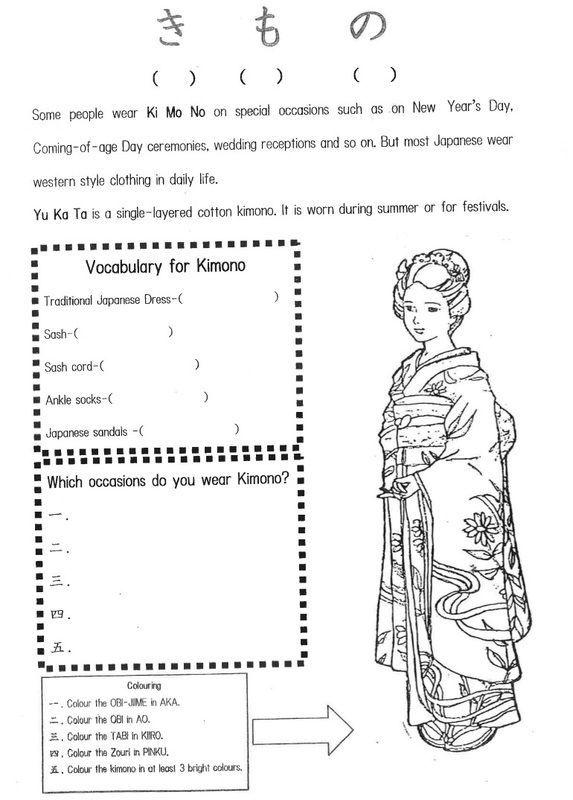 Japanese Teaching Ideas - HOME #learnjapaneseforkidslessonplans ...