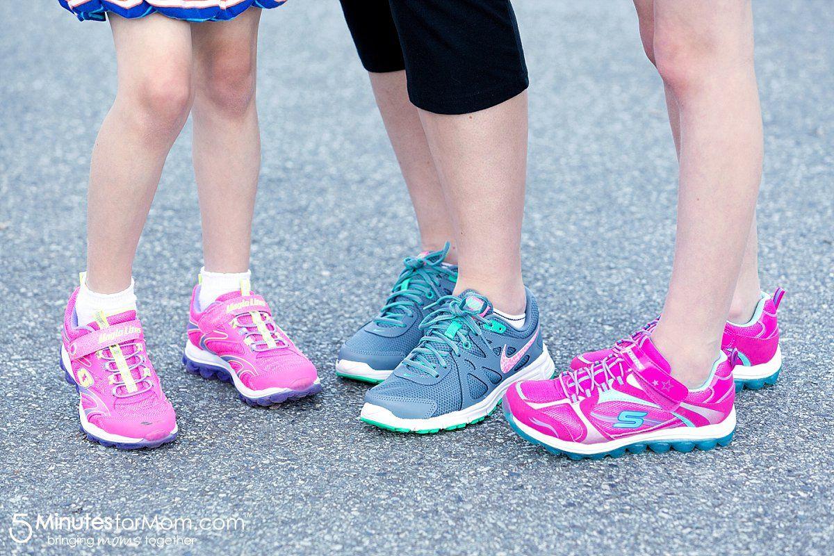 Back to School with Rack Room Shoes | BTS Big Kids 9 | Pinterest ...