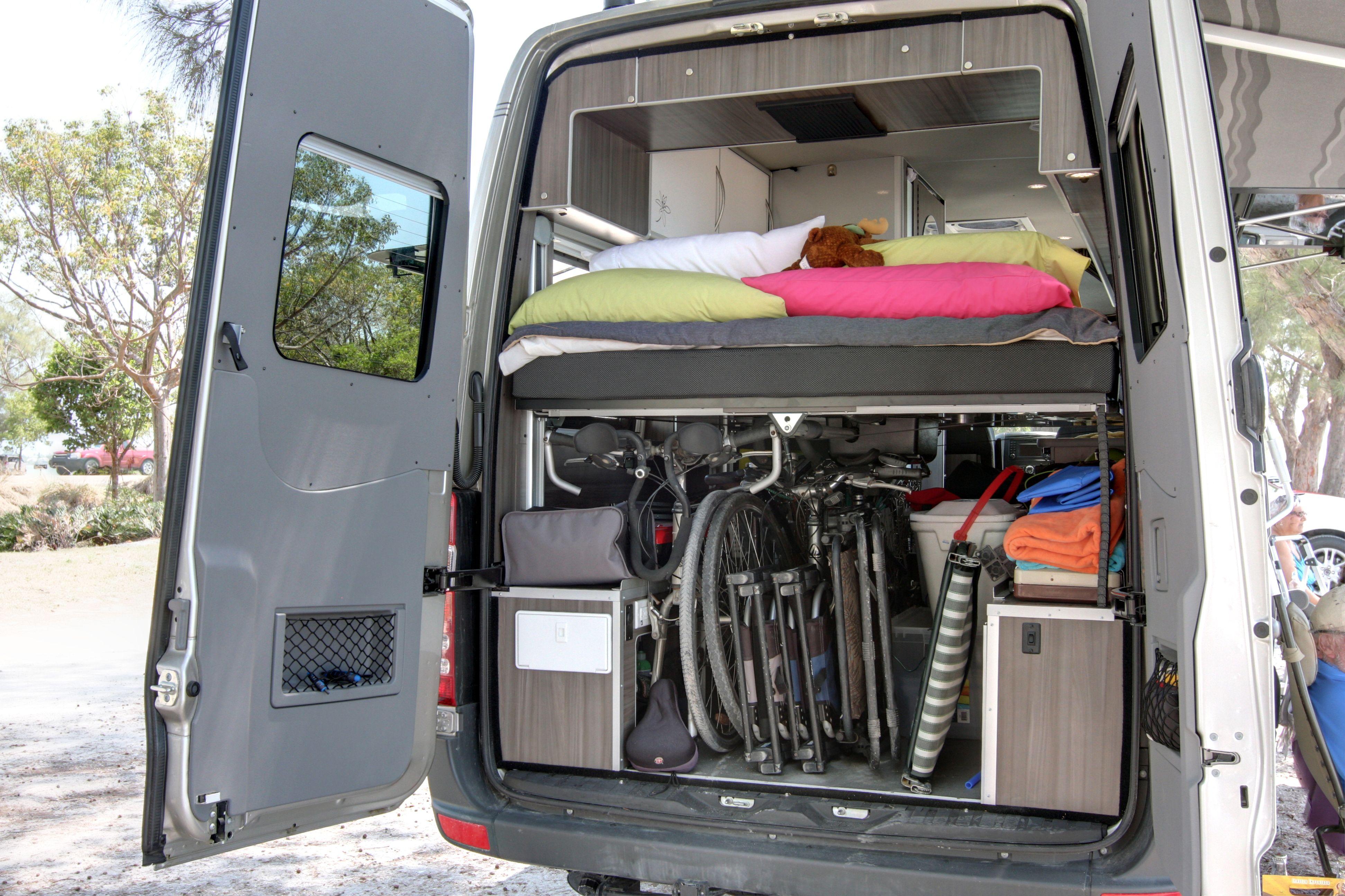 safari condo sprinter xl flex queen bed with electrically. Black Bedroom Furniture Sets. Home Design Ideas