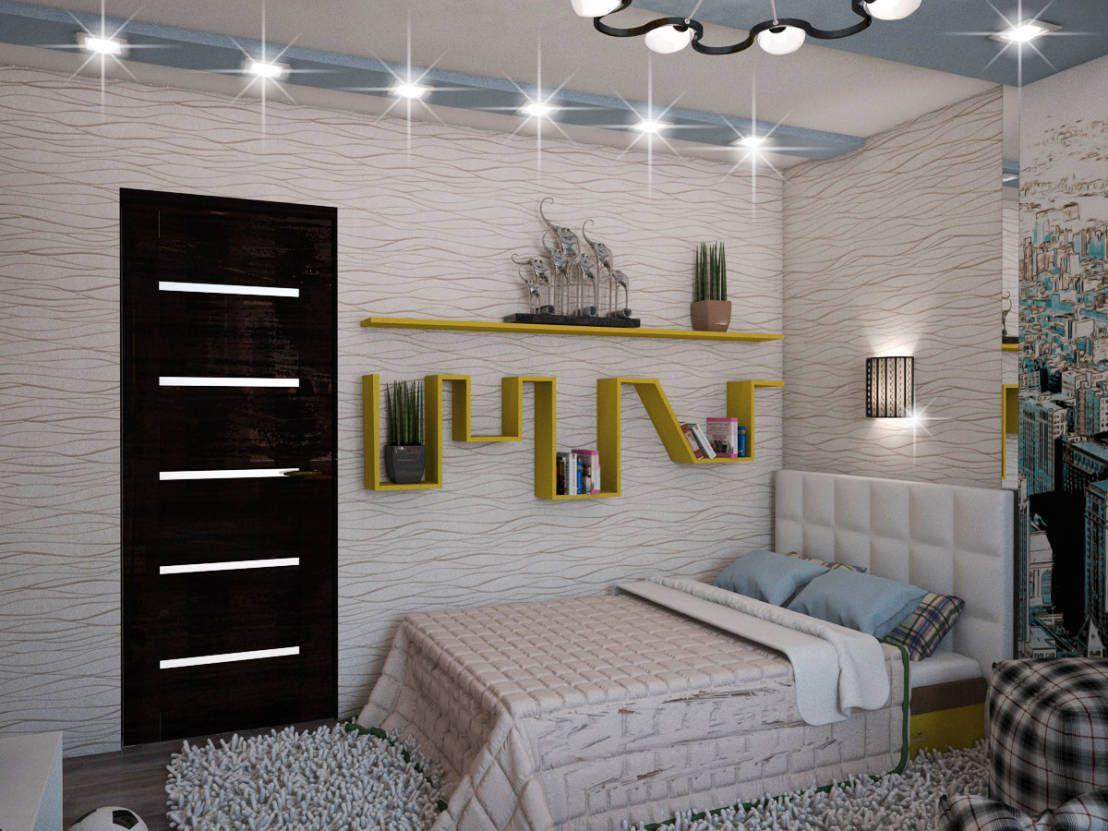 Iluminaci N Interior Y Exterior 10 Ideas Brillantes Recamara  ~ Decoracion De Interiores Infantil