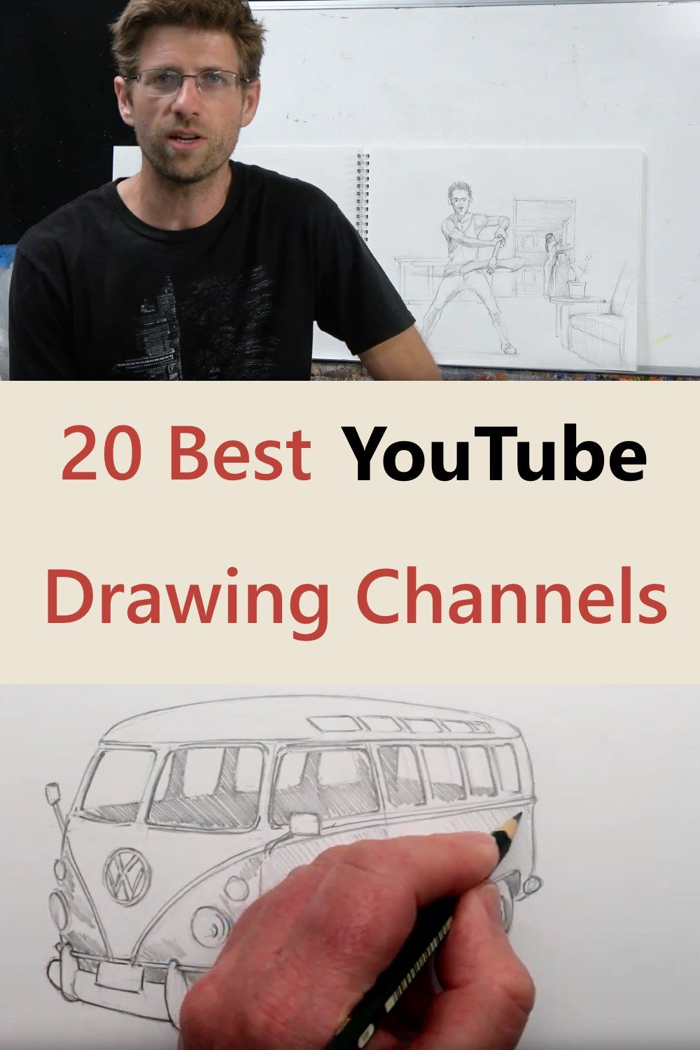 Best Youtube Channels For Learning To Paint Online Drawing