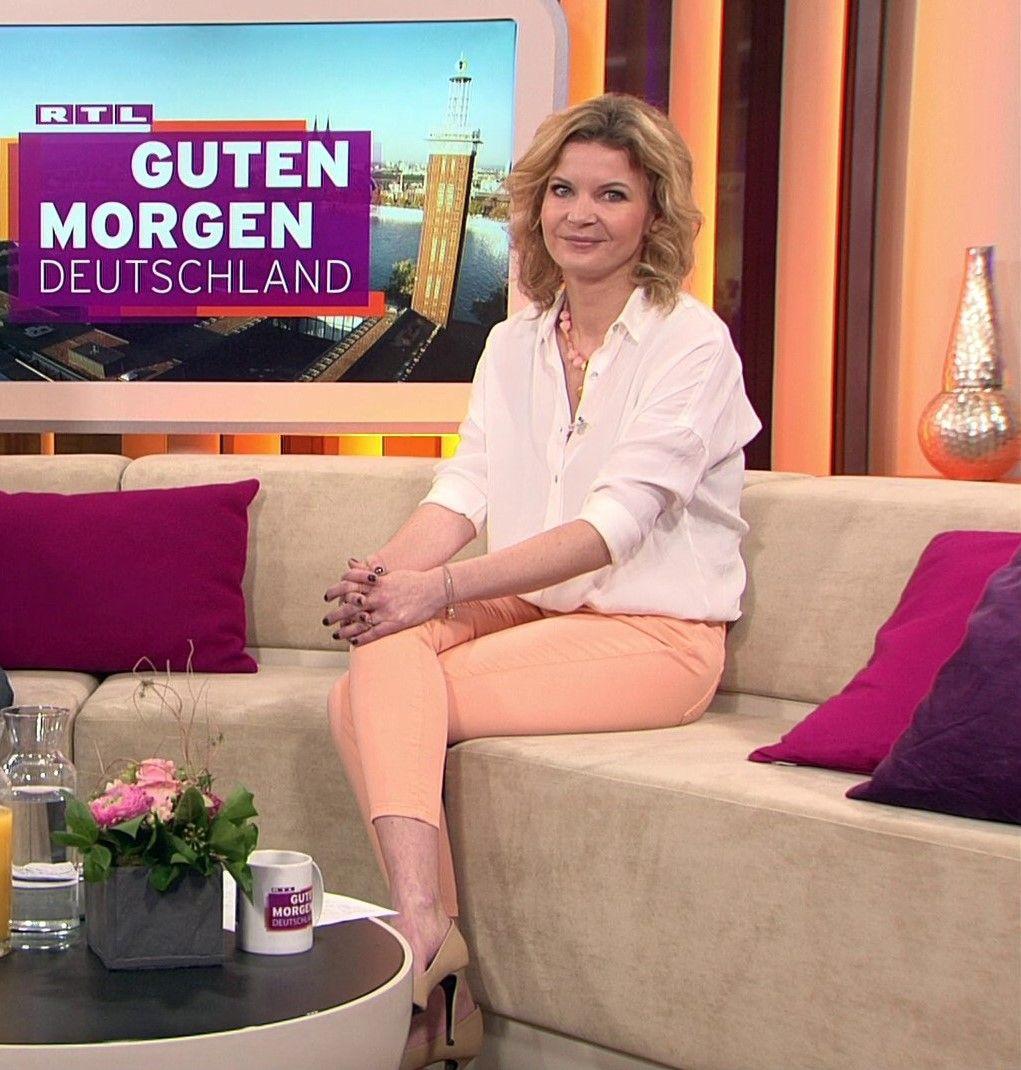 Eva Imhof Rtl Tv Jeans In 2019 Female Celebrities Style