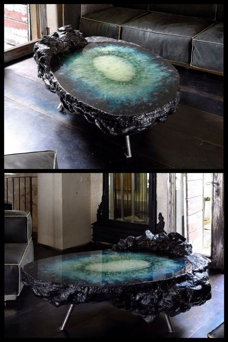 Gorgeous geode table  Shared on my fb page www.Facebook.com/uniqueintuitions1  C... ,  #fb #geode #Gorgeous #Page #Shared #table #wwwFacebookcomuniqueintuitions1