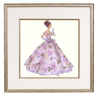 Limited Edition Barbie prints! Perf for a girl's room