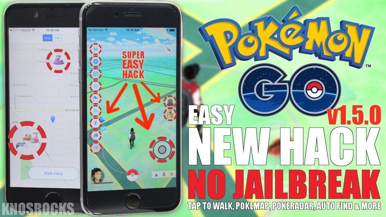 pokemon go gps hack 2018 ios deutsch