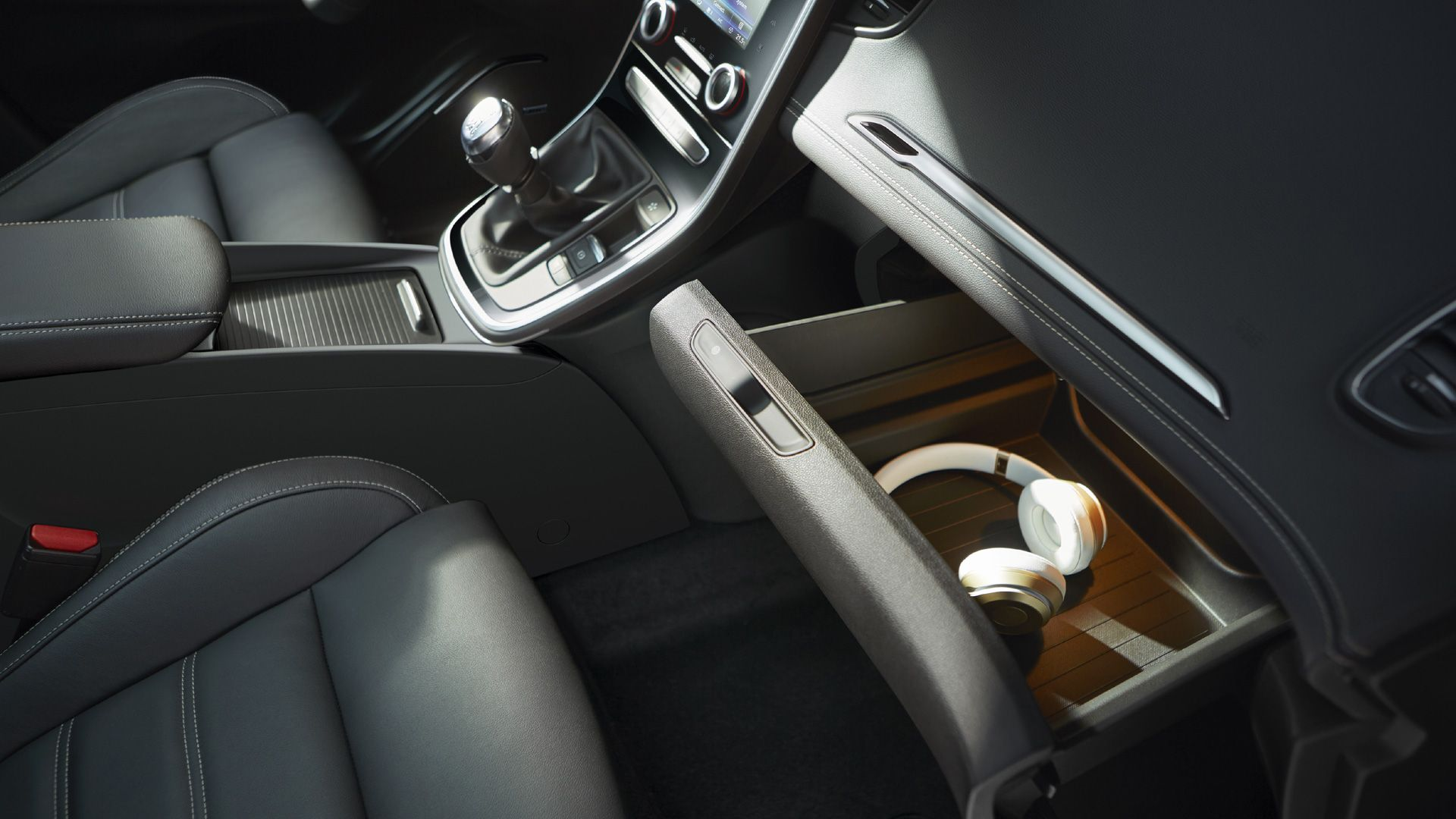 2016 Renault Grand Scenic Interior Inside No Major Surprises