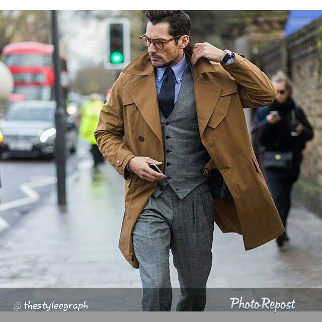 "#DavidGandy #LCMAW16 #Day4 | By @thestyleograph ""@davidgandy_official during #LondonCollectionsMen 