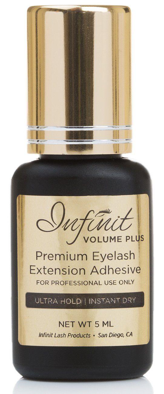 Infinit Volume Plus Eyelash Extension Glue Black Advanced Strong