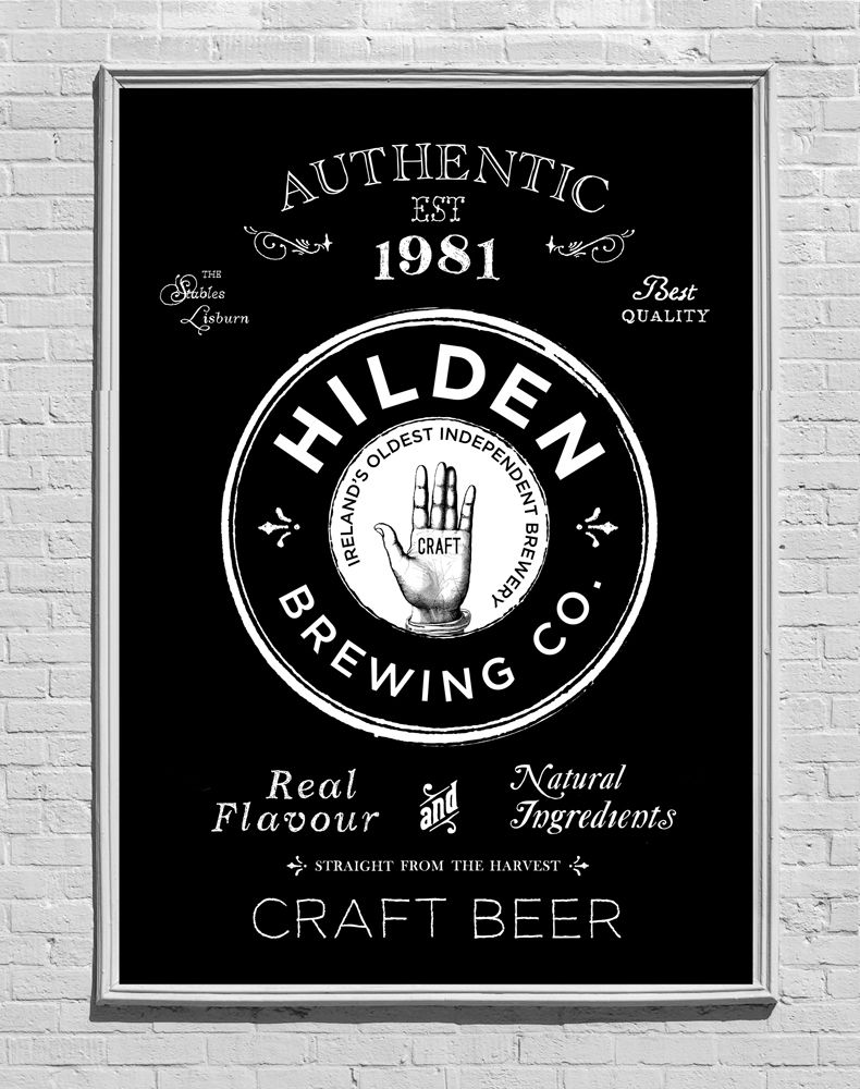 Pin by Elm House Creative on Hilden Brewing Co. Brewing