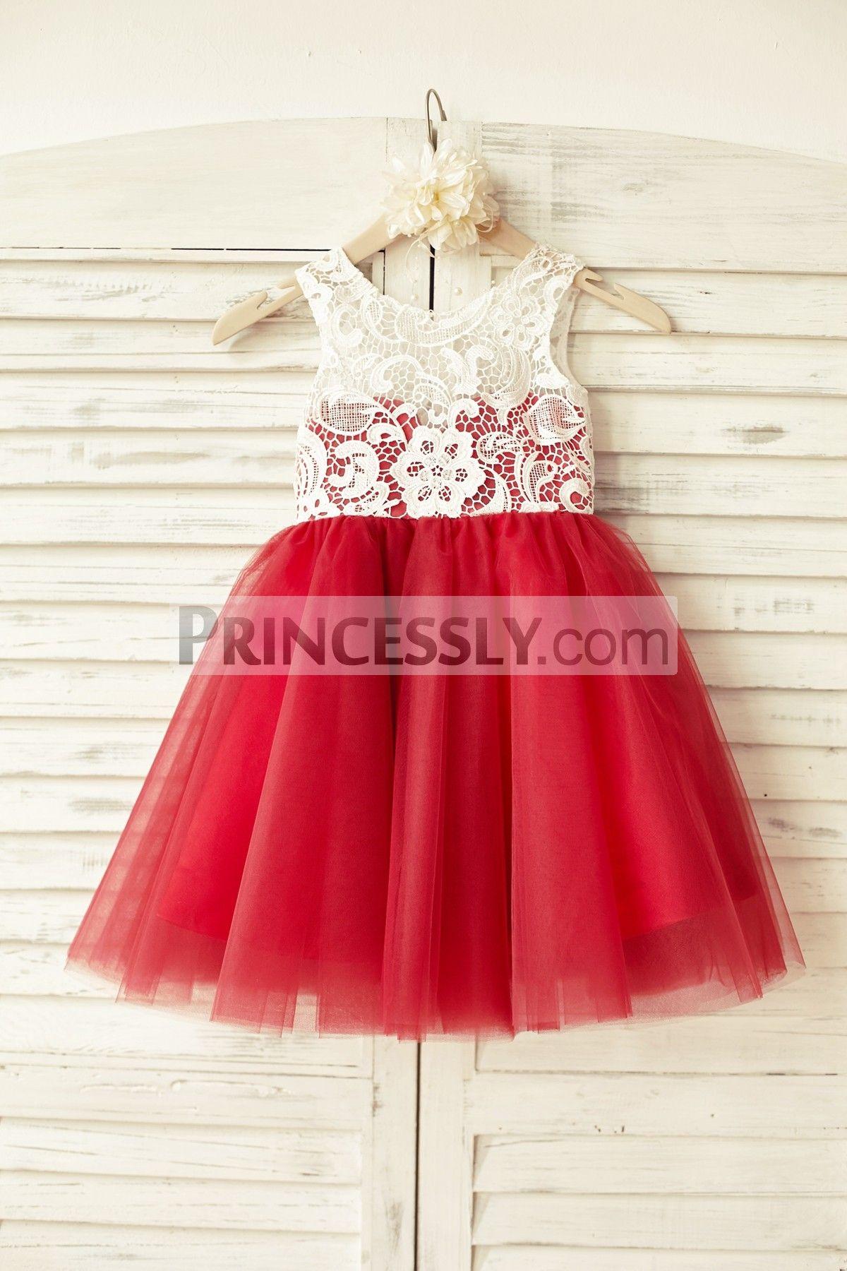 Blush pink girl dress  Ivory Lace Blush Pink Tulle Flower Girl Dress  Lace Girls dresses