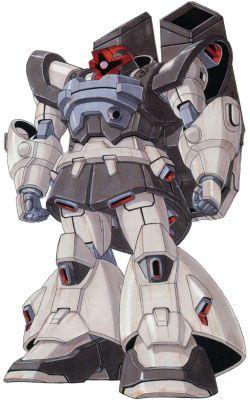 ZGMF-XX09T DOM Trooper Original Spec Type is an original spec prototype general-purpose mobile suit, it is featured in the original design series Mobile Suit Gundam SEED Destiny MSV. It is the prototype version of the ZGMF-XX09T DOM Trooper.