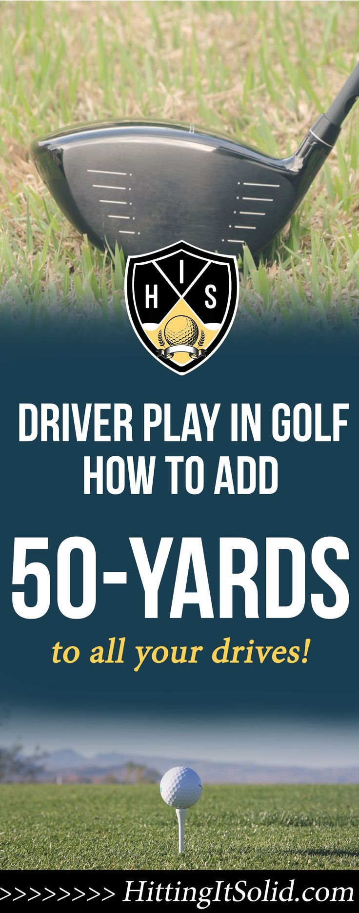 Driver play in golf how to add 50yards to your drives