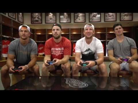 fba24df06a2 What do you think this Detroit Red Wings Play NHL 17 video  Get NHL 17 Now   All-new game modes