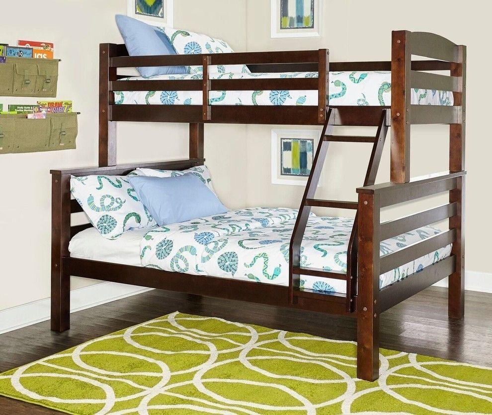 Twin Full Bunk Bed Full Bunk Beds Bunk Beds