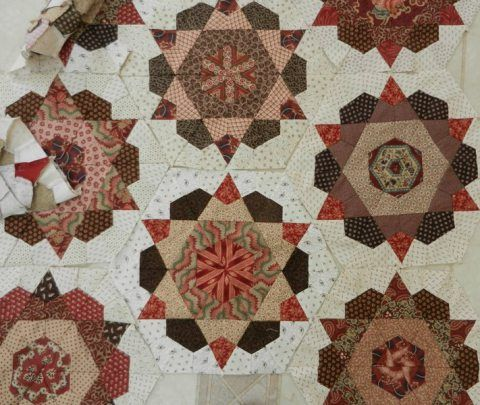 Hand Quilting Barbara Chainey Quilts Quilts Historical Quilts Paper Piecing Quilts