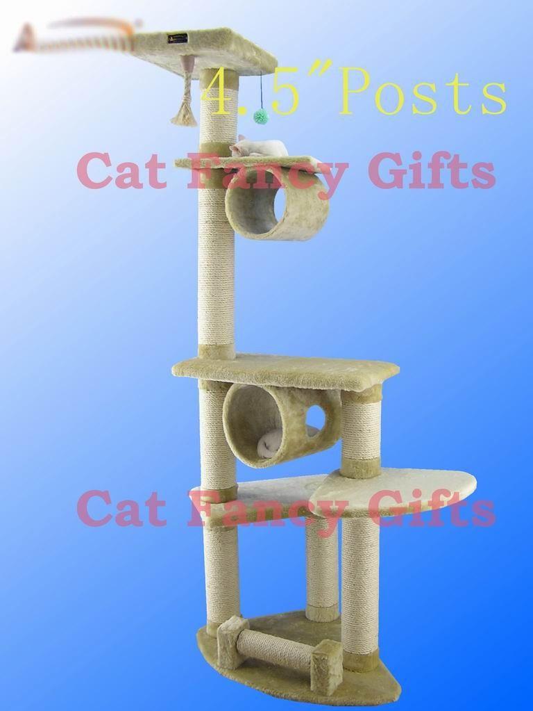 cat tree the ultimate cat care guide   cat playground cat hammock and cat      rh   pinterest
