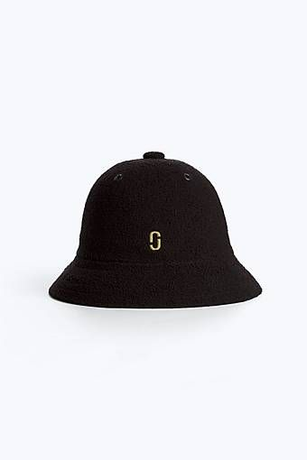 f340fd65481 Marc Jacobs Kangol Bucket Hat in Black
