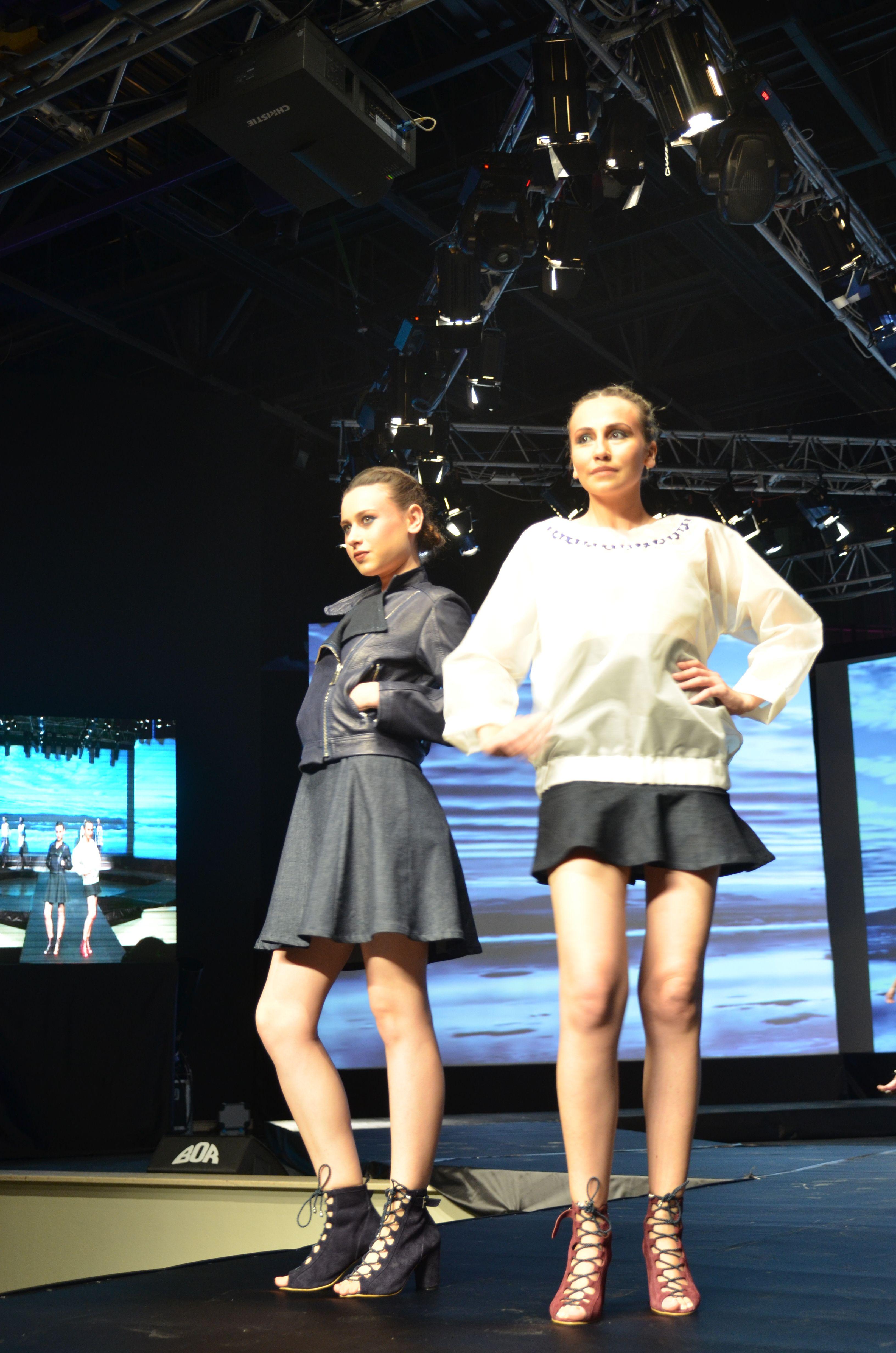 İzmir University of Economics Graduation Fashion Show - Aydan Sıvacı