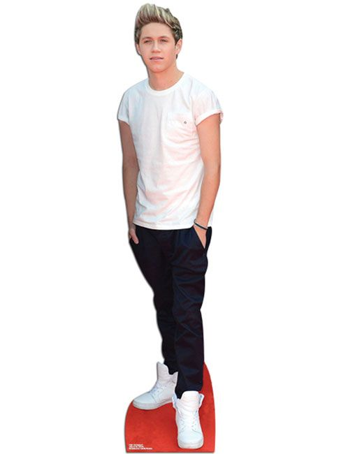 One Direction Niall Horan Lifesize Cardboard Cutout Life Size Cutouts Life Size Cardboard Cutouts Life Size
