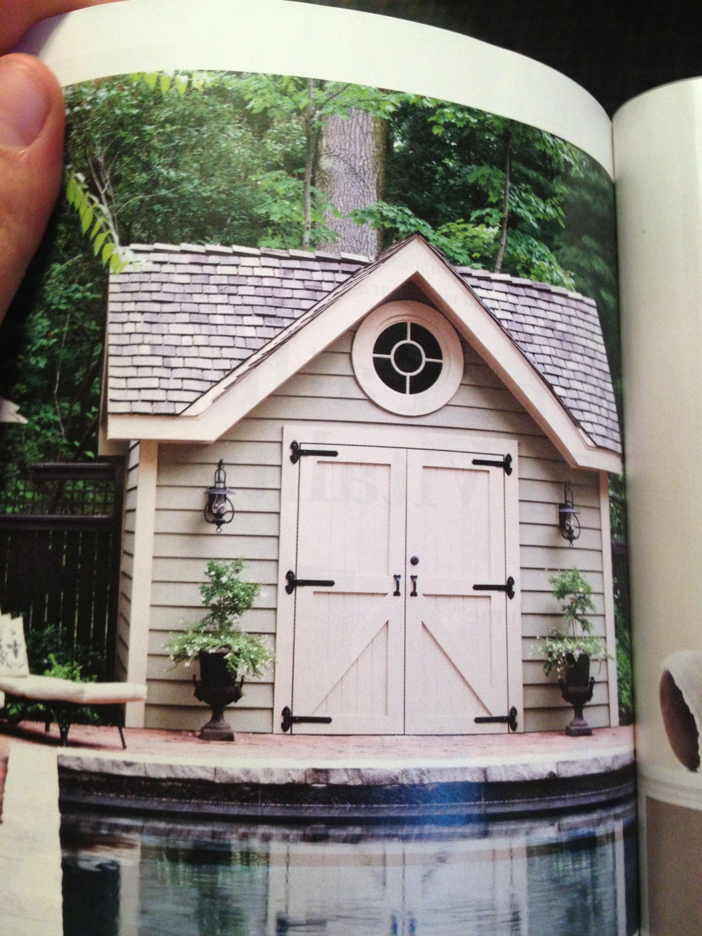 Afera: Get Potting Shed Designs House Sign