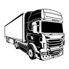 Camion Logo Vector Busqueda De Google Stickers Para Autos Tatuaje De Camion Camion Pesado