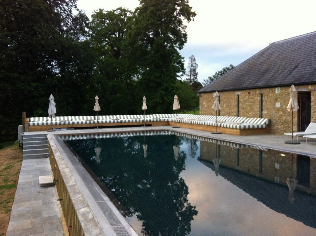 McIntosh DBR Builders | Babington House, Frome, Somerset - McIntosh DBR Builders