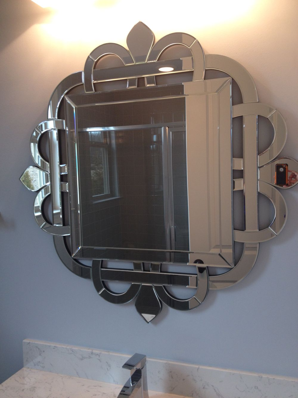 Antique Style Bathroom Mirrors for sale | In Stock | eBay