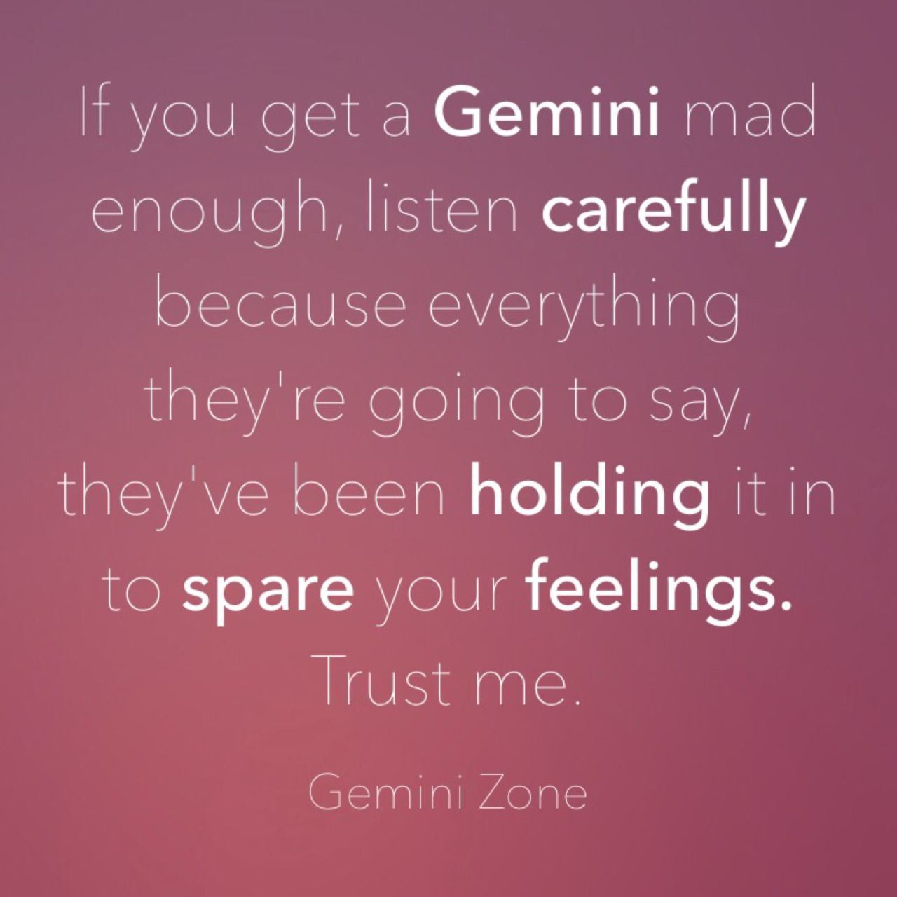 Do Gemini and Gemini fit each other