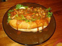 Panes Rellenos Salvadorean Style Smothered Torta Recipe Genius Kitchen Salvadoran Food Salvadorian Food Recipes