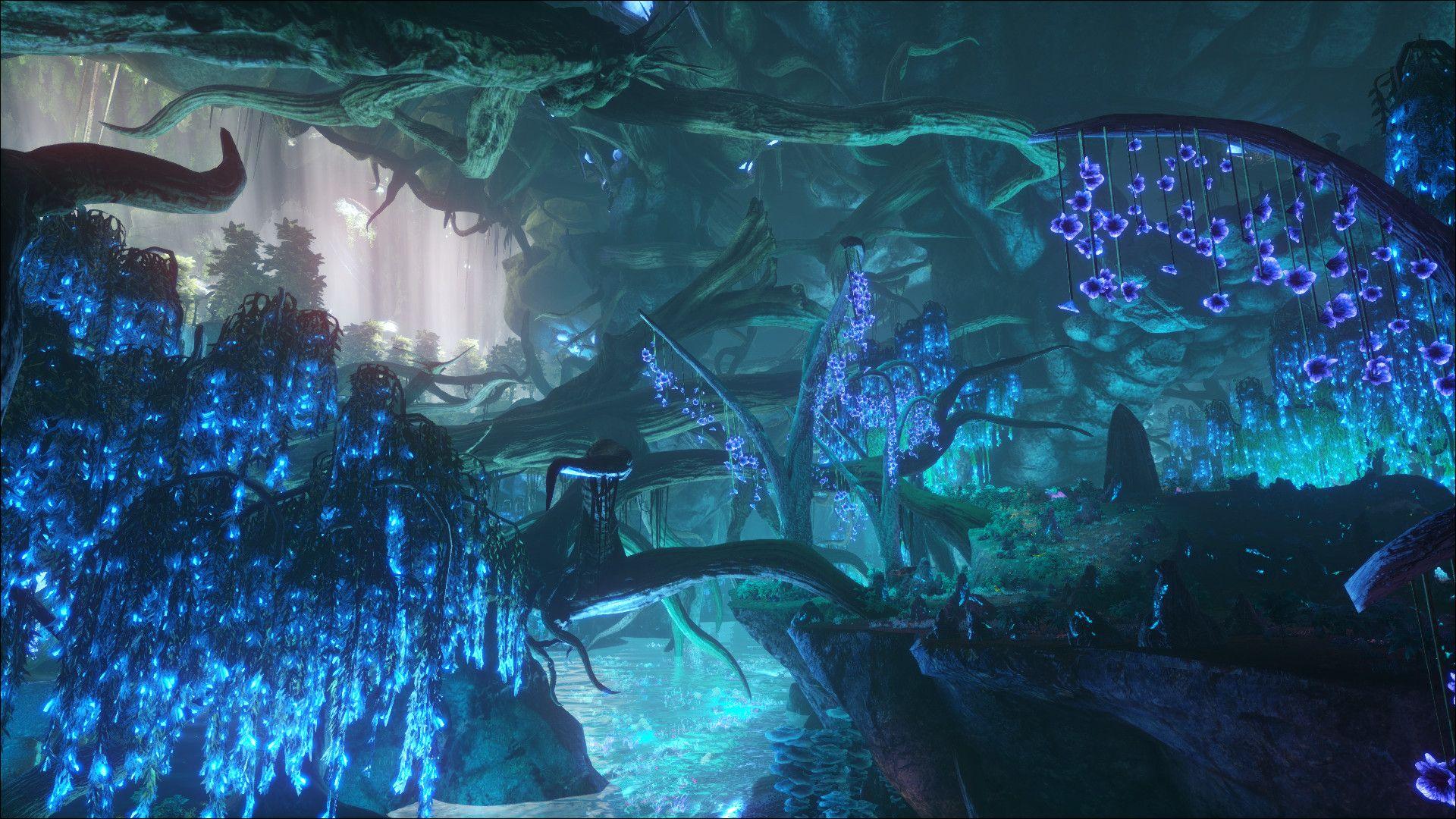 Artstation Ark Survival Evolved Aberration Mike Rodriguez In 2020 Ark Survival Evolved Survival Op Art