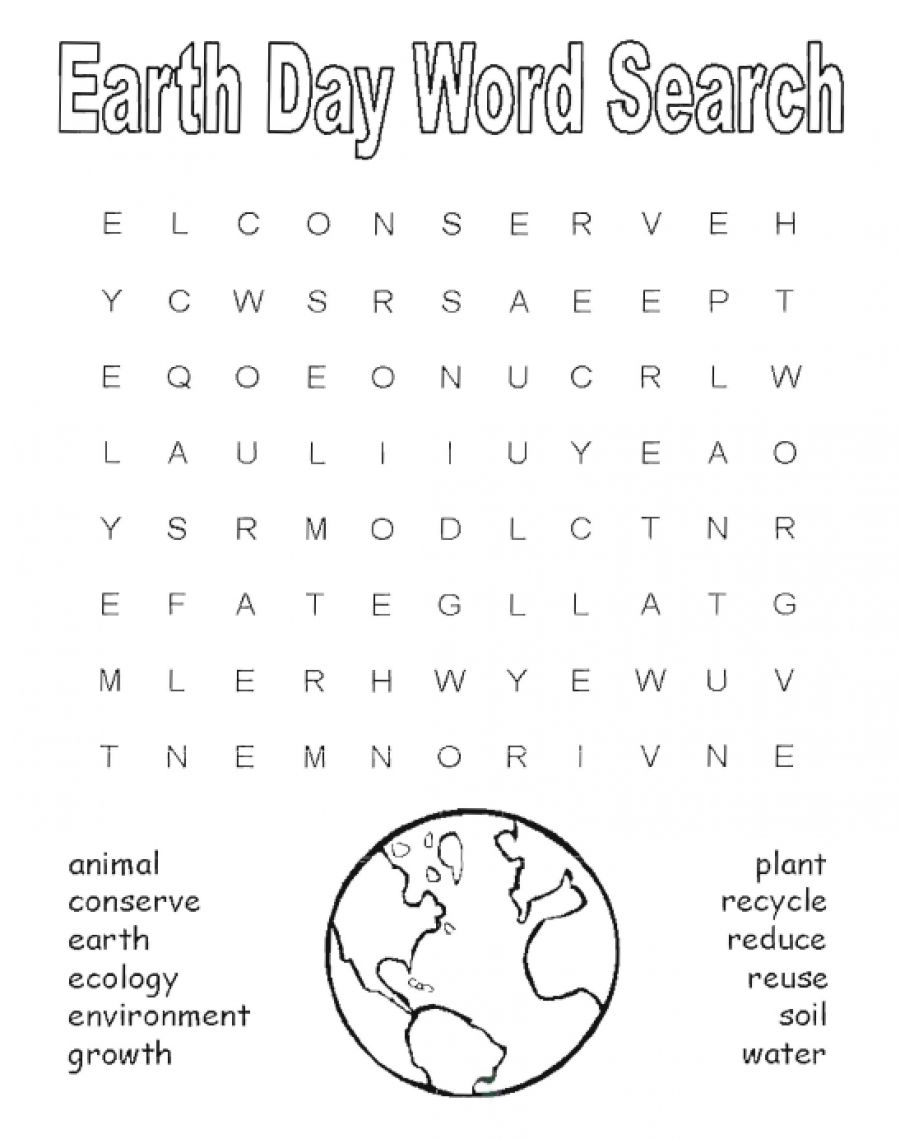 worksheet Reduce Reuse Recycle Worksheets earth day word search teaching resources pinterest holiday and search
