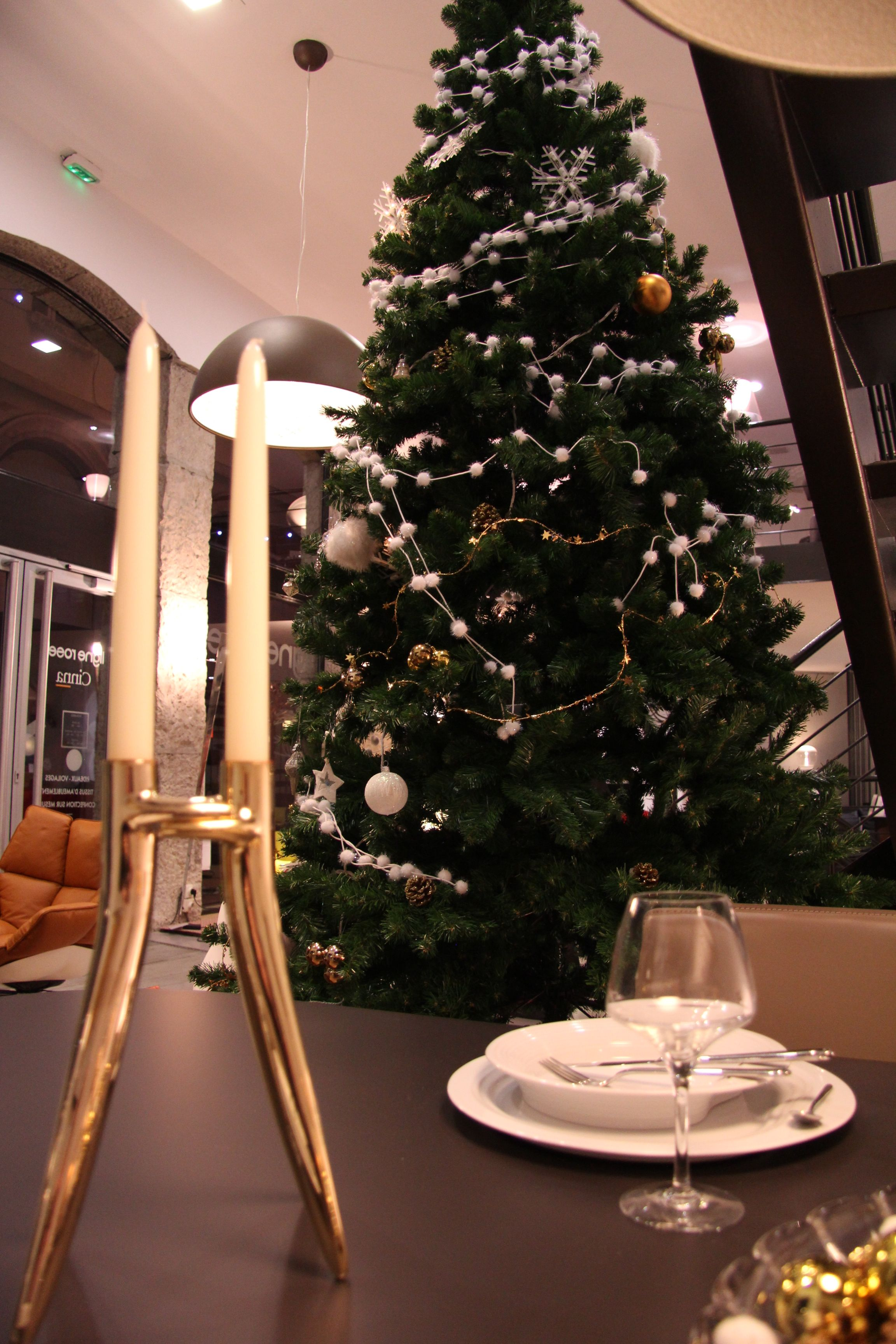 Contre Plonge Sur Le Sapin Ambiance Noel Noel 2014 Noel