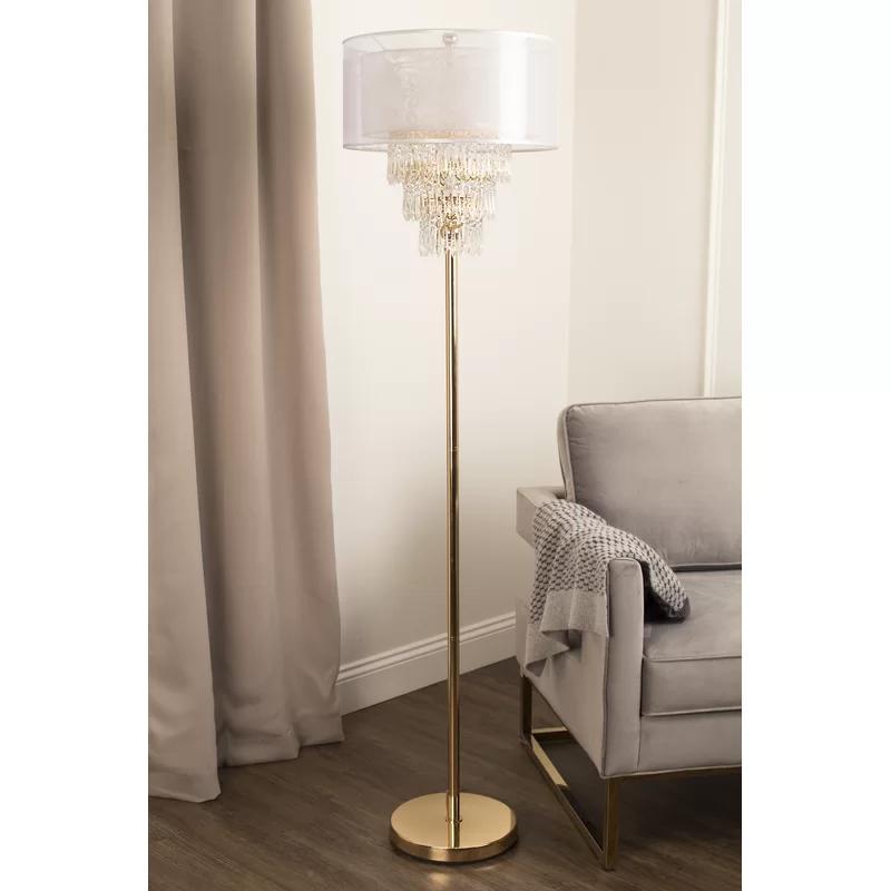 Lagrone 67 Floor Lamp Floor Lamp