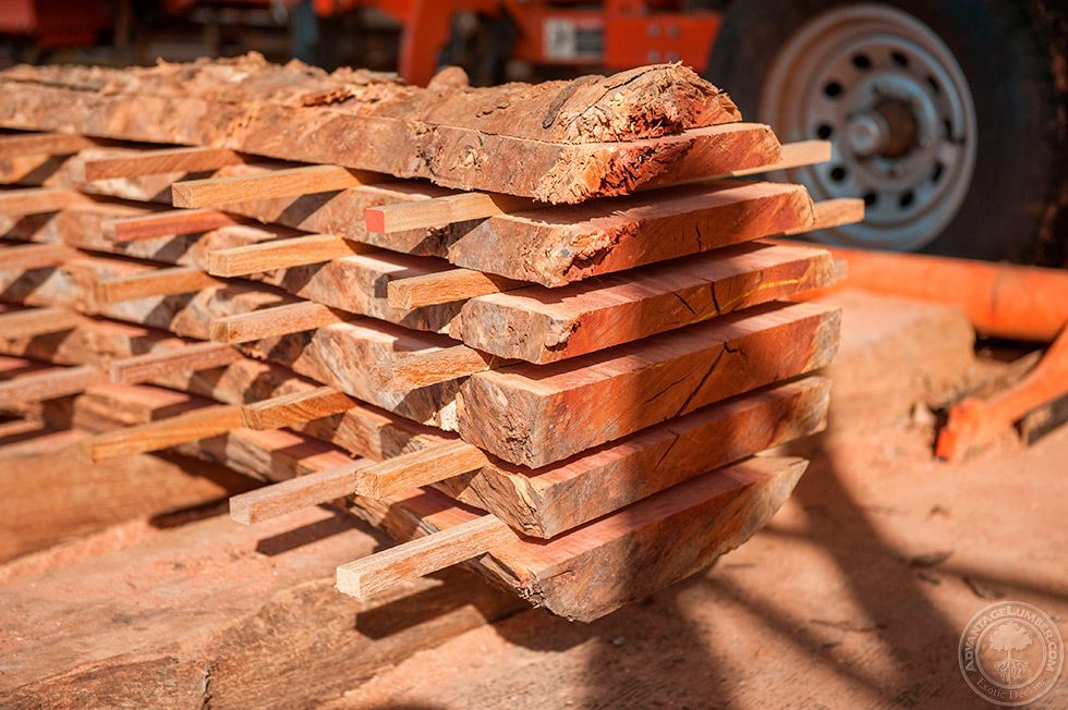 Eucalyptus Lumber - Shipped directly to you.