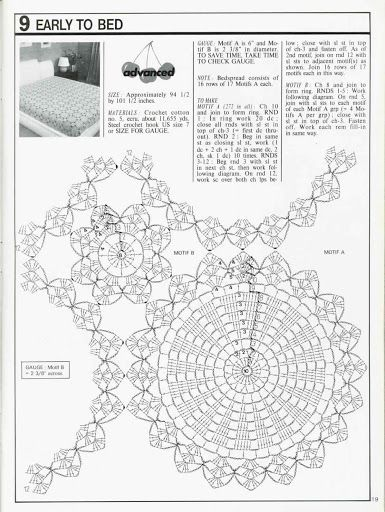 Decorative Crochet Magazines 8 - Gitte Andersen - Picasa Web Albums. #9 pattern 2 of 2