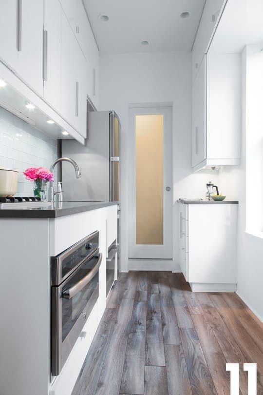 Jennifer\'s Small Space Kitchen Renovation: The Big Reveal | Wohnung ...