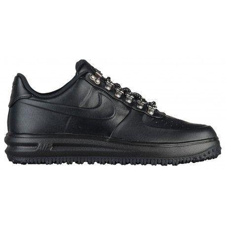 $91.99 #hoopcratemovement this is lit._ nike air force 1 duckboot black,nike  lunar force 1 duckboot low-mens-casual-shoes-black/black/black-sku:a1125001  ...