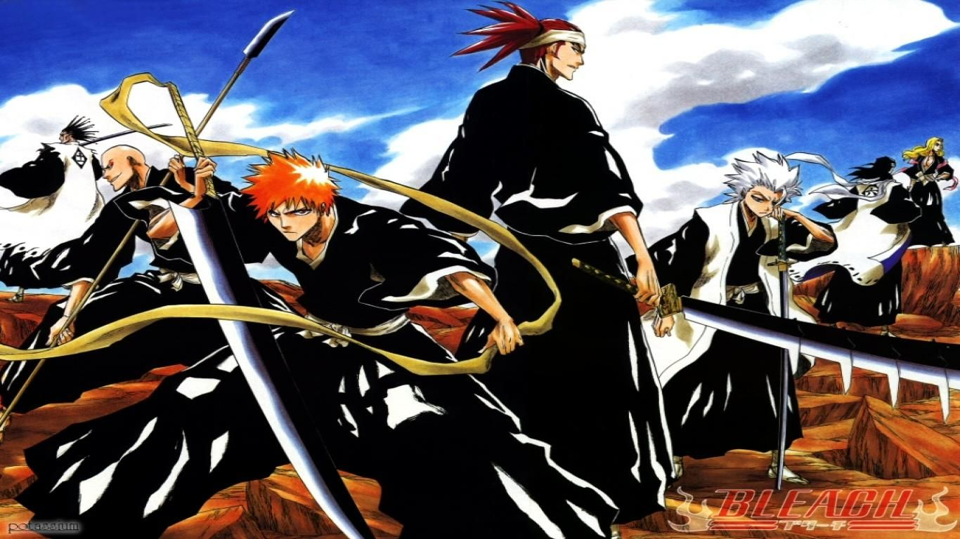 Search Results For Wallpapers De Bleach Em Widescreen Adorable