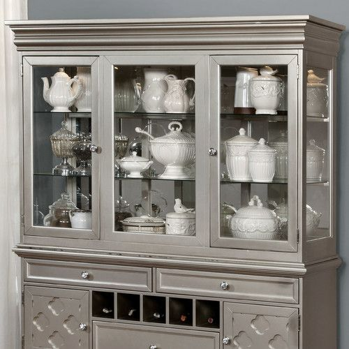 Found It At Wayfair   Lane Wall Mounted Hutch. Curio CabinetsChina ...