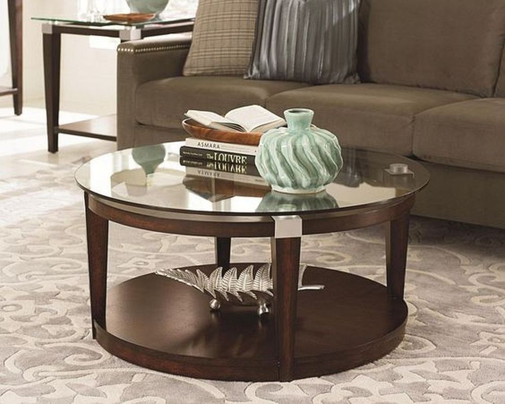 45 Classy Round Glass Coffee Table Designs Ideas For Living Room Round Glasscoffeetable Round Coffee Table Decor Round Glass Coffee Table Round Coffee Table [ 819 x 1024 Pixel ]