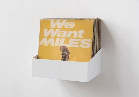 Etagere De Rangement Vinyles Lot De 4 Meuble Vinyle Schallplatten Regal Plattenregal Et Aufbewahrung Regale