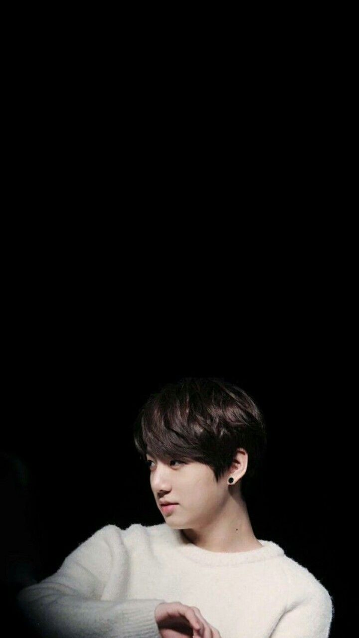 Download Great Jungkook Black Wallpaper Iphone for iPhone 11 Pro Max This Month