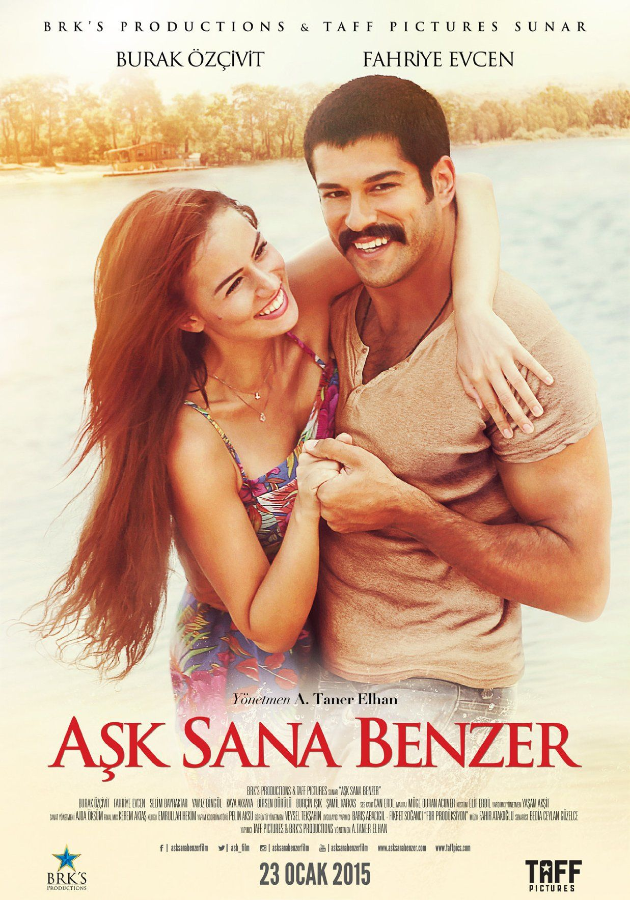 Ask Sana Benzer 2015 Turkish Film Film Movie Drama Tv Series