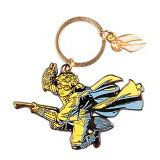 Harry with Golden Snitch Keychain