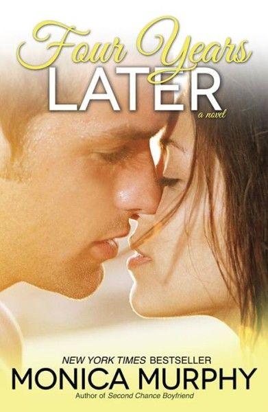 Four Years Later  by Monica Murphy : http://www.thereadingcafe.com/four-years-later-one-week-girlfriend-4-by-monica-murphy-a-review/