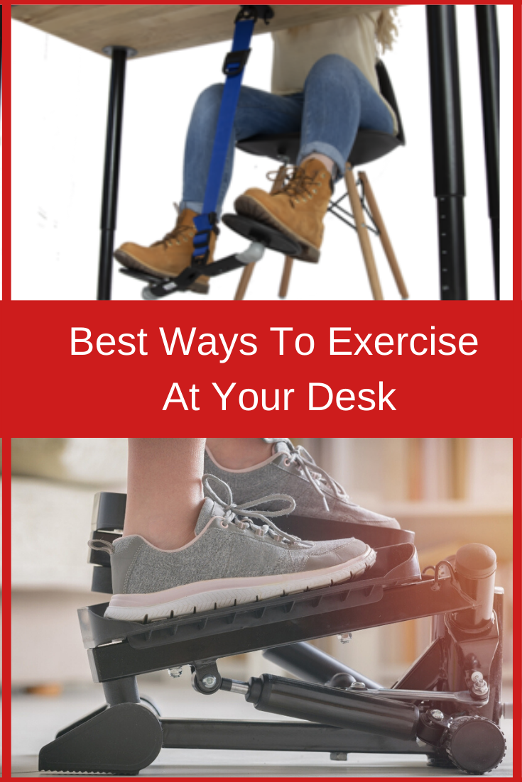 Best Under Desk Exercise Equipment Bike Or Elliptical In 2020