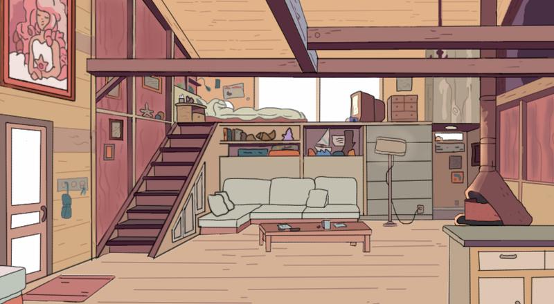 14++ Steven universe bedroom info